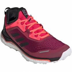 Dámska trailová obuv ADIDAS-Terrex Agravic Flow poberry/cblack/popink