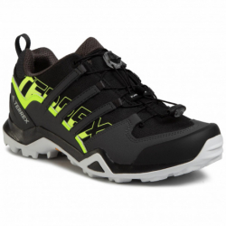 Pánska turistická obuv nízka ADIDAS-Terrex Swift R2 cblack/cblack/siggnr