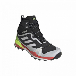 Pánska turistická obuv stredná ADIDAS-Terrex Skychaser LT MID GTX cblack/cwhite/siggnr