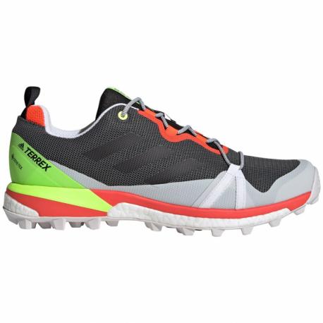 Pánska turistická obuv nízka ADIDAS-Terrex Skychaser LT GTX gresix/dshgry/siggnr