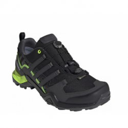 Pánska turistická obuv nízka ADIDAS-Terrex Swift R2 cblack/cblack/siggnr (EX)