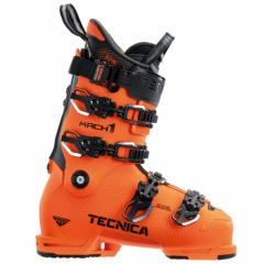 Závodní lyžáky TECNICA-MACH1 130 HV, ultra orange