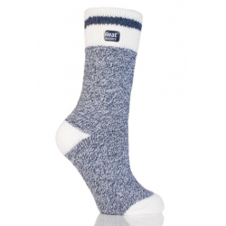 Dámske ponožky HEAT HOLDERS-Snowdrop-Soft Navy