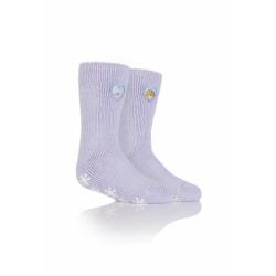 Dívčí ponožky HEAT HOLDERS-Frozen Princess