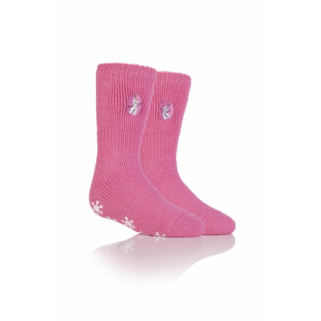 Dievčenské ponožky HEAT HOLDERS-Frozen Olaf