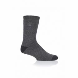 Pánské ponožky HEAT HOLDERS-Fieldfare-Charcoal