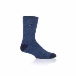 Pánské ponožky HEAT HOLDERS-Fieldfare-Navy
