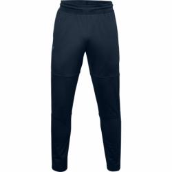 Pánske teplákové nohavice UNDER ARMOUR-PROJECT ROCK KNIT TRACK PANT-NVY