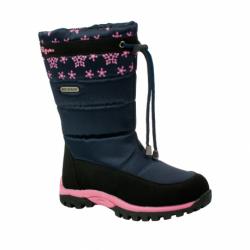 Dětská zimní obuv WOJTYLKO-Clawton blue