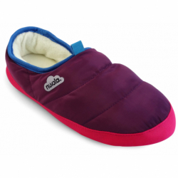 Dětské papuče (domácí obuv) NUVOLA-Classic Party Purple K