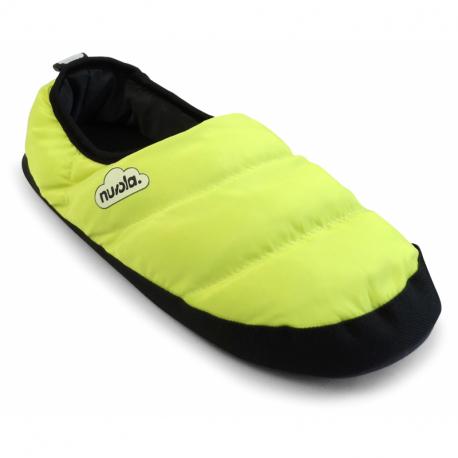 Dámské pantofle (domácí obuv) NUVOLA-Classic Yellow W