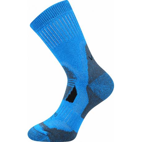 Turistické ponožky VOXX-MERINO Stabil CLIMAYARN-blue