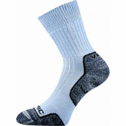 Dámské turistické ponožky VOXX-Zenith L + P-light blue
