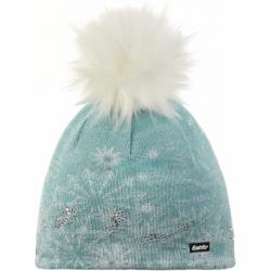 Zimná čiapka EISBÄR-Winter Lux Crystal MÜ White