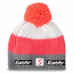 Zimná čiapka EISBÄR-Star Pompon MÜ SP Grey