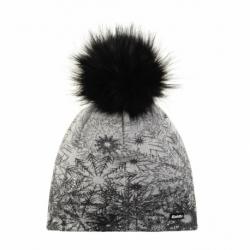 Zimná čiapka EISBÄR-Winter Lux Crystal MÜ Black