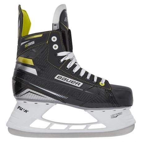 Hokejové brusle BAUER-S20 BAUER SUPREME S35 - SR