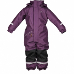 Detský zimný overal FIVE SEASONS-JILO OVERALL JR-Purple Envy