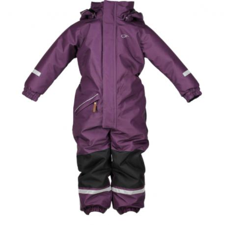 Dětský zimní overal FIVE SEASONS-JILO OVERALL JR-Purple Envy