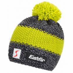 Zimní čepice Eisbär-Styler Pompon MÜ SP Grey