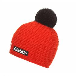 Zimná čiapka EISBÄR-Jamie Pompon MÜ SP Red