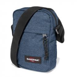 Malá taška cez rameno EASTPAK The One-Double Denim