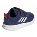 Detská rekreačná obuv ADIDAS-Tensaurus C dkblue/ftwwht/actred -