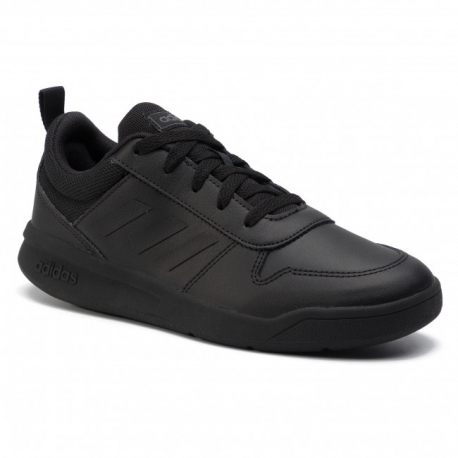 Juniorská rekreačná obuv ADIDAS-Tensaur cblack/cblack/gresix
