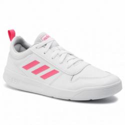 Juniorská rekreační obuv ADIDAS-Tensaur ftwwht / reapnk / ftwwht