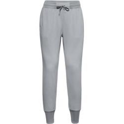Dámské tréninkové kalhoty UNDER ARMOUR-Armour Fleece Joggers-GRY