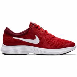 Dámska športová obuv (tréningová) NIKE-Revolution 4 gym red/white/team red/black