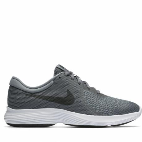Juniorská sportovní obuv (tréninková) NIKE-Revolution 4 dark grey / black / cool grey