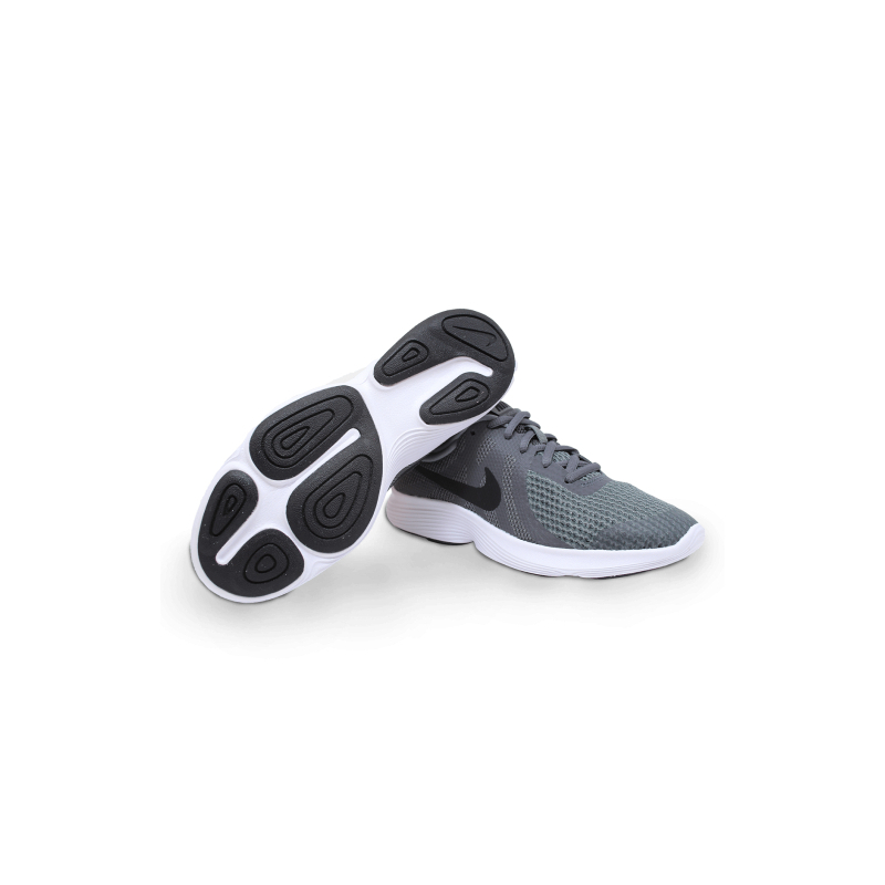 Juniorská sportovní obuv (tréninková) NIKE-Revolution 4 dark grey / black / cool grey -