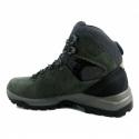 Pánska turistická obuv vysoká GRISPORT-Teano grey -