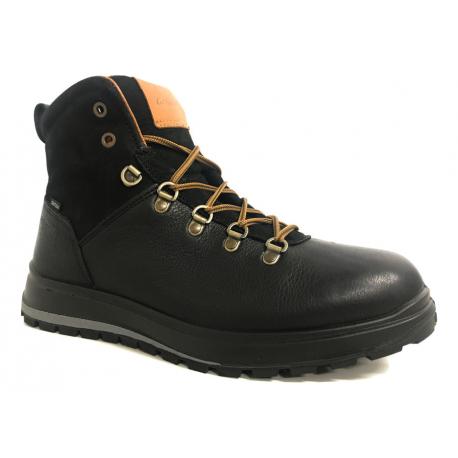 Pánské zimní boty kotníkové Grisport-Penitro brown