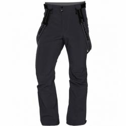 Pánské lyžařské kalhoty NORTHFINDER-VEŘEJNÉ-319 Grey