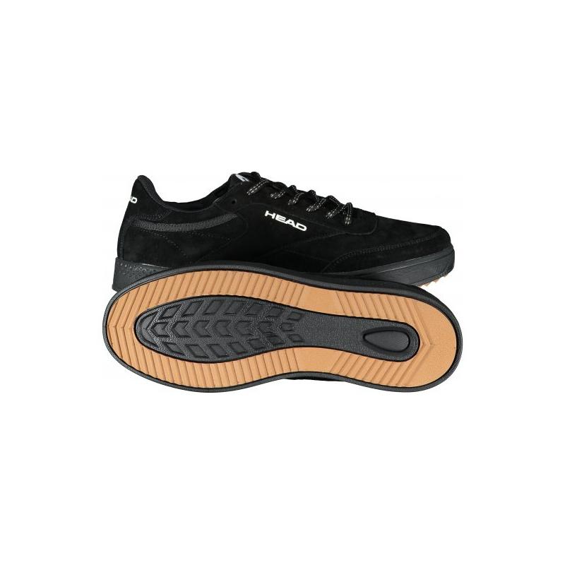 Pánska rekreačná obuv HEAD-Gallen black (EX) -