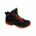 Pánska turistická obuv vysoká HEAD-Kenya black/orange -