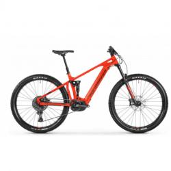 Horský elektrobicykel MONDRAKER-Chaser, red, 2021