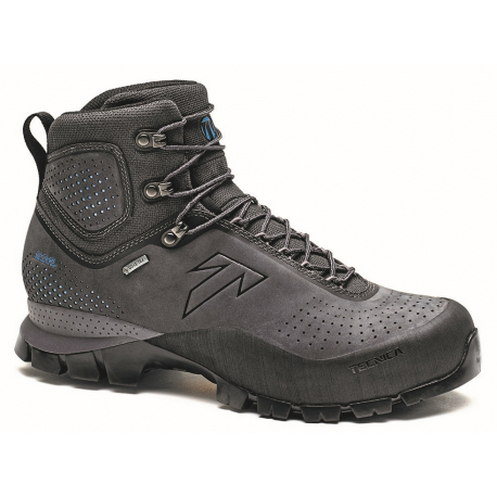 Pánska turistická obuv stredná TECNICA-Forge M GTX asphalt/blue