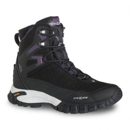 Dámske zimné topánky vysoké TREZETA-SHAN WS WP BORDEAUX