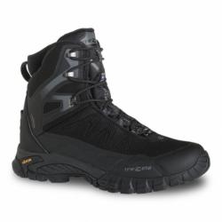 Pánska zimné topánky vysoké TREZETA-SHAN WP BLACK
