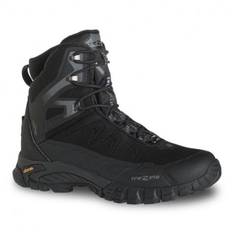 Pánská zimní boty vysoké TREZETA-SHAN WP BLACK