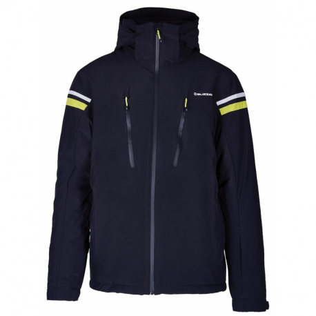Pánská lyžařská bunda BLIZZARD-Mens Ski Jacket Civetta, black