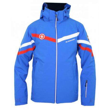 Pánská lyžařská bunda BLIZZARD-II. qua Ski Jacket Kitz, blue