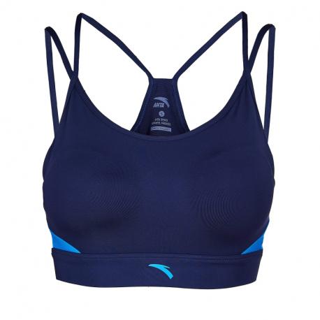 Dámska tréningová športová podprsenka ANTA-Sports Bra-WOMEN-Maya Blue-862027123-3