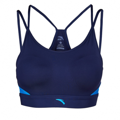 Dámská tréninková sportovní podprsenka ANTA-Sports Bra-WOMEN-Maya Blue-862027123-3