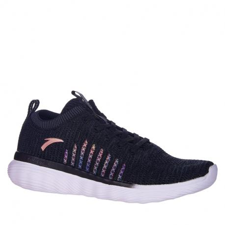 Dámska rekreačná obuv ANTA-Colia black/carbon grey