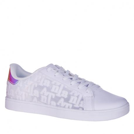 Dámska rekreačná obuv ANTA-Moyano white