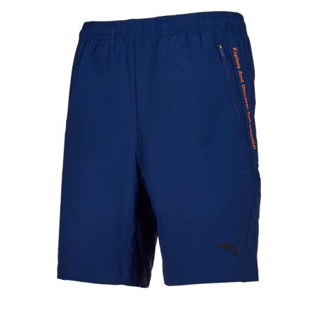 Pánske tréningové kraťasy ANTA-Woven Shorts-MEN-Chaos Blue-852027506-1